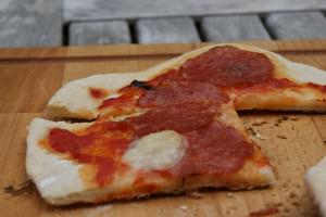 Pizza Salumi