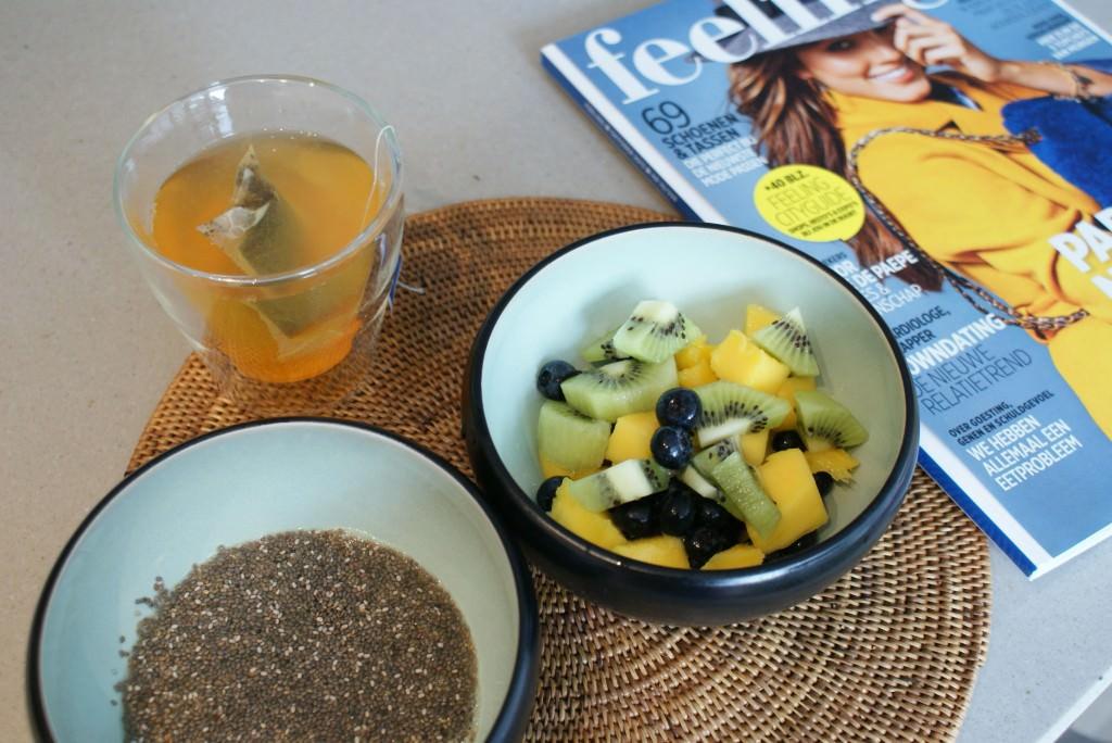 Chiapap als ontbijt