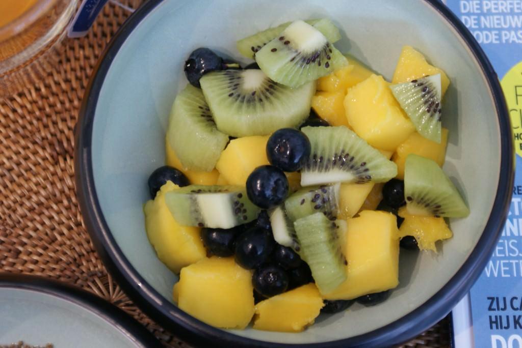 Mango kiwi fruitsla