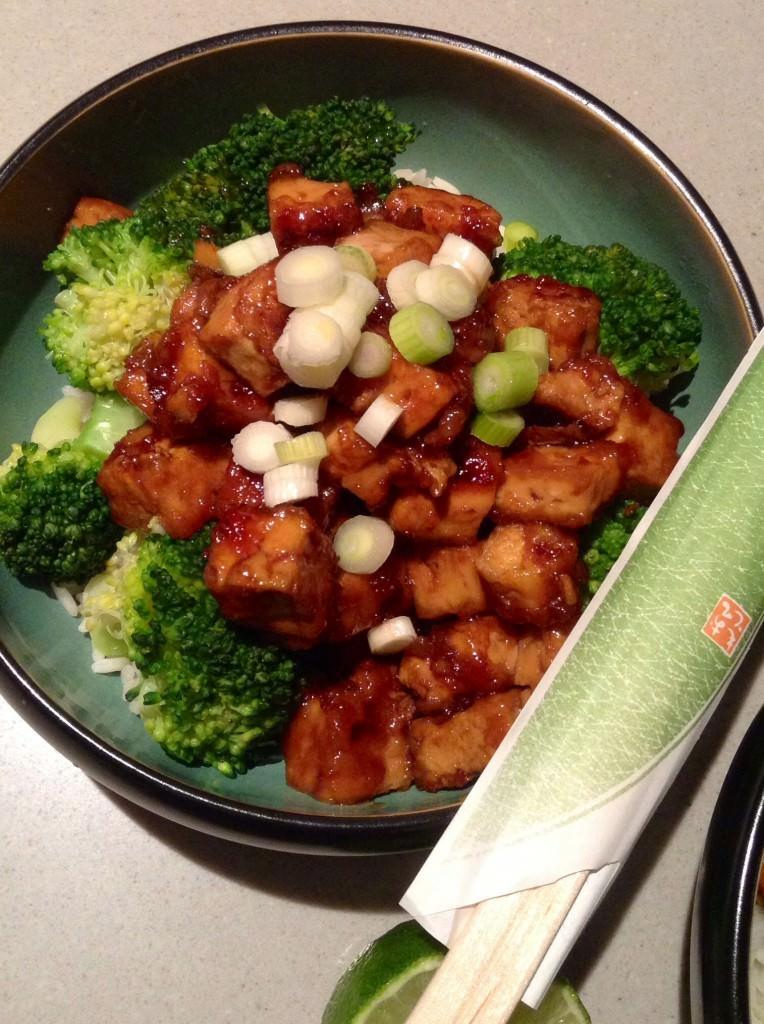 Matthieu's tofu