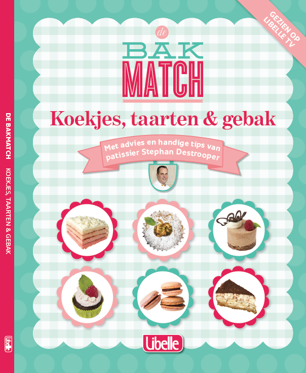 De Bakmatch: Must be Yummie's kerstgebak