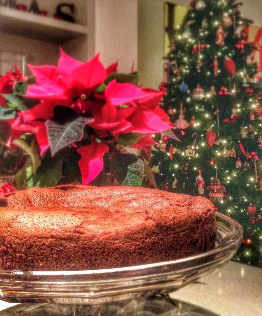Christmas dinner Countdown part 2: Yummie chocolate cake