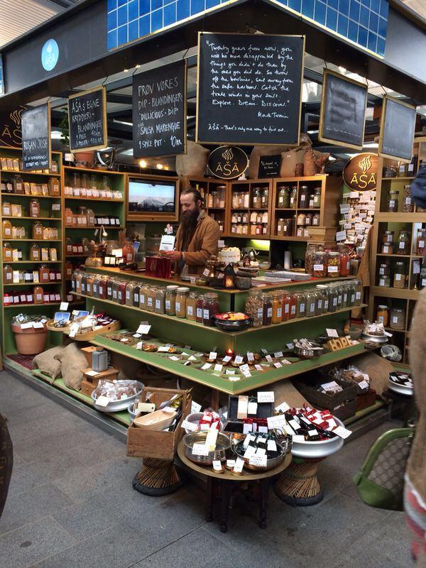 Torverhallerne: foodie heaven in Kopenhagen
