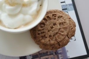 I just love cookies & cappucino