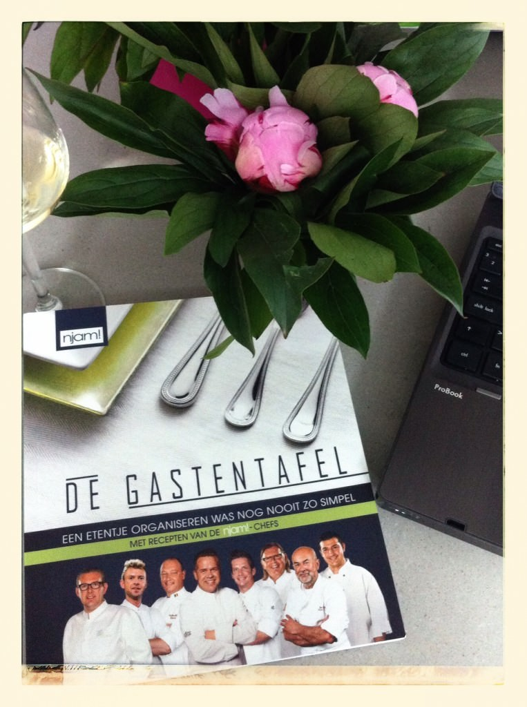 De Gastentafel – nieuwe Njam! kookboek
