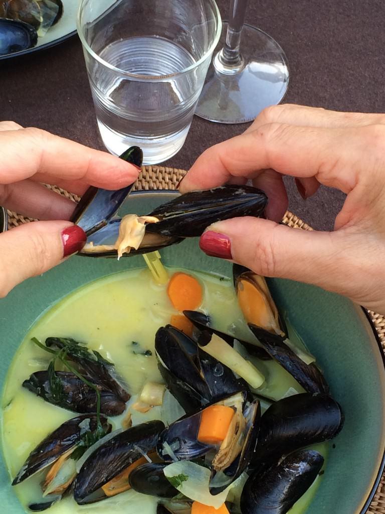 Yummie mussels