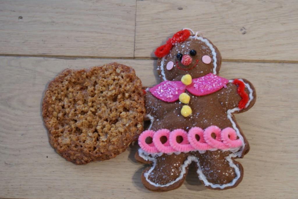 Ggluten free oatmeal gf, dairy free,cookies, christmas