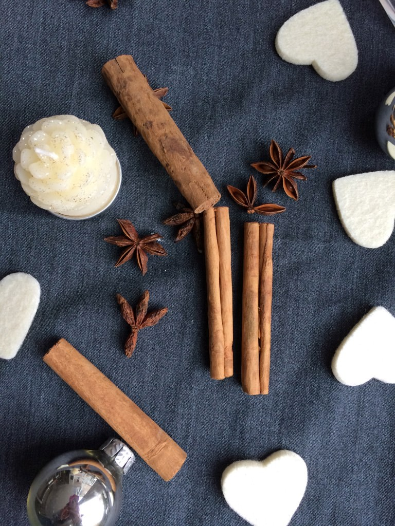 Winter Spices for your rice pudding