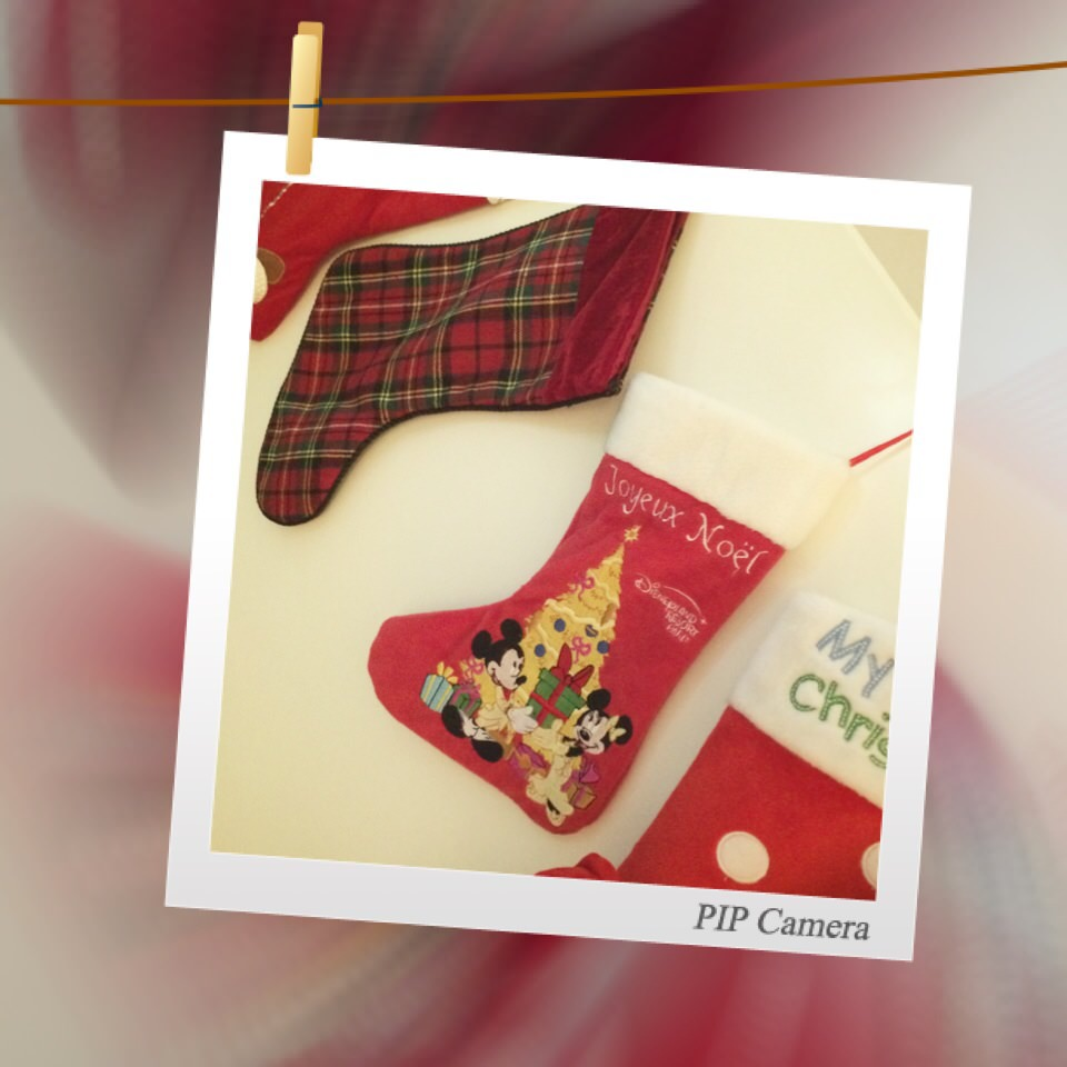 What will be in our stockings this year?