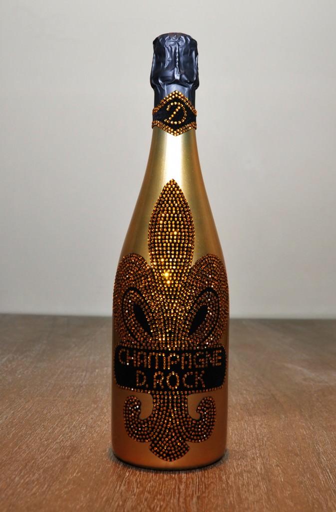 D.Rock Brut Gold Champagne
