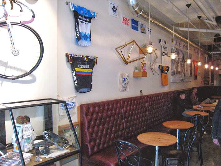 Musette Bikes and Coffee