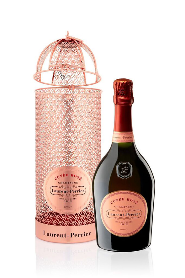 Win an exclusive bottle Laurent Perrier Cuvée Rosé