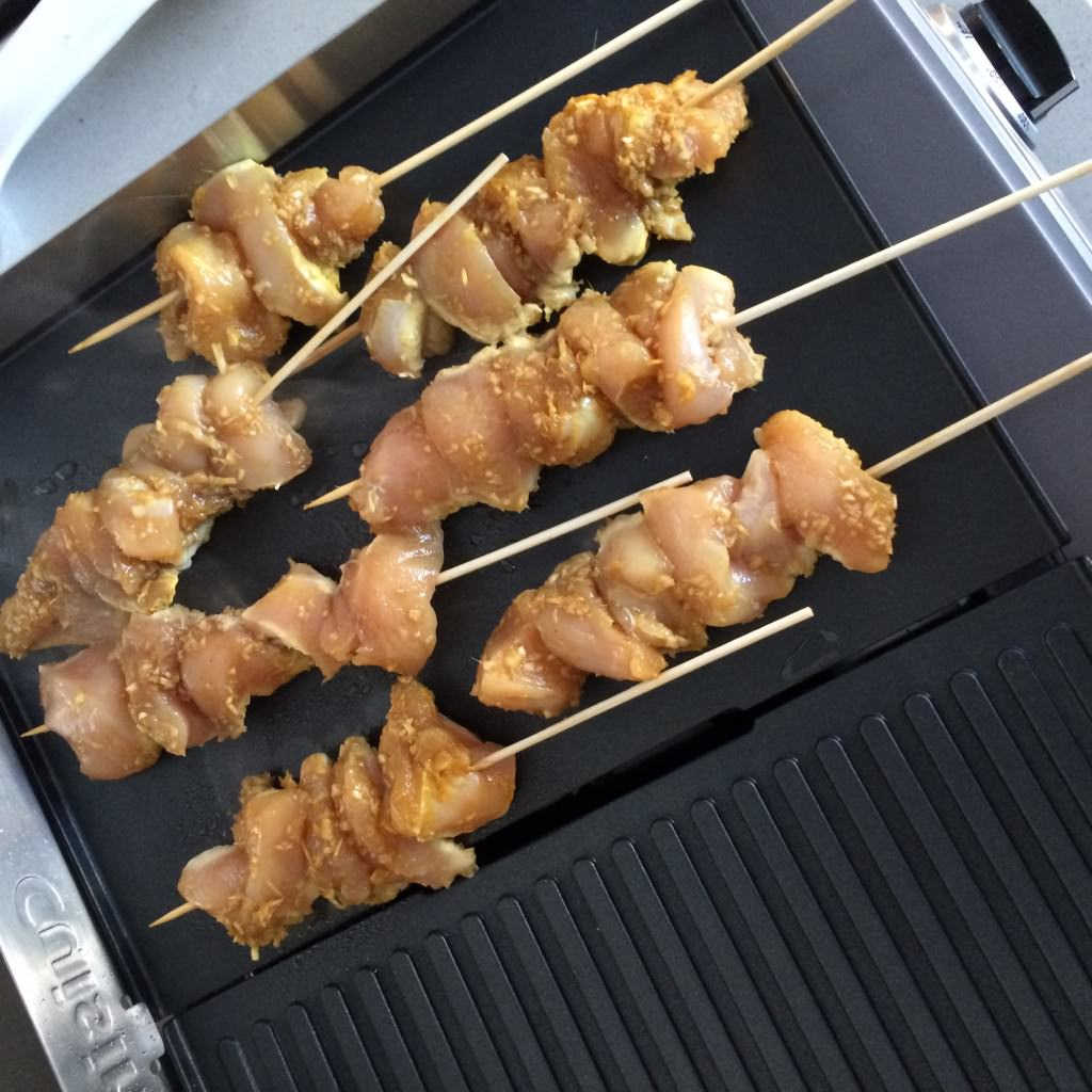 vientamese skewers