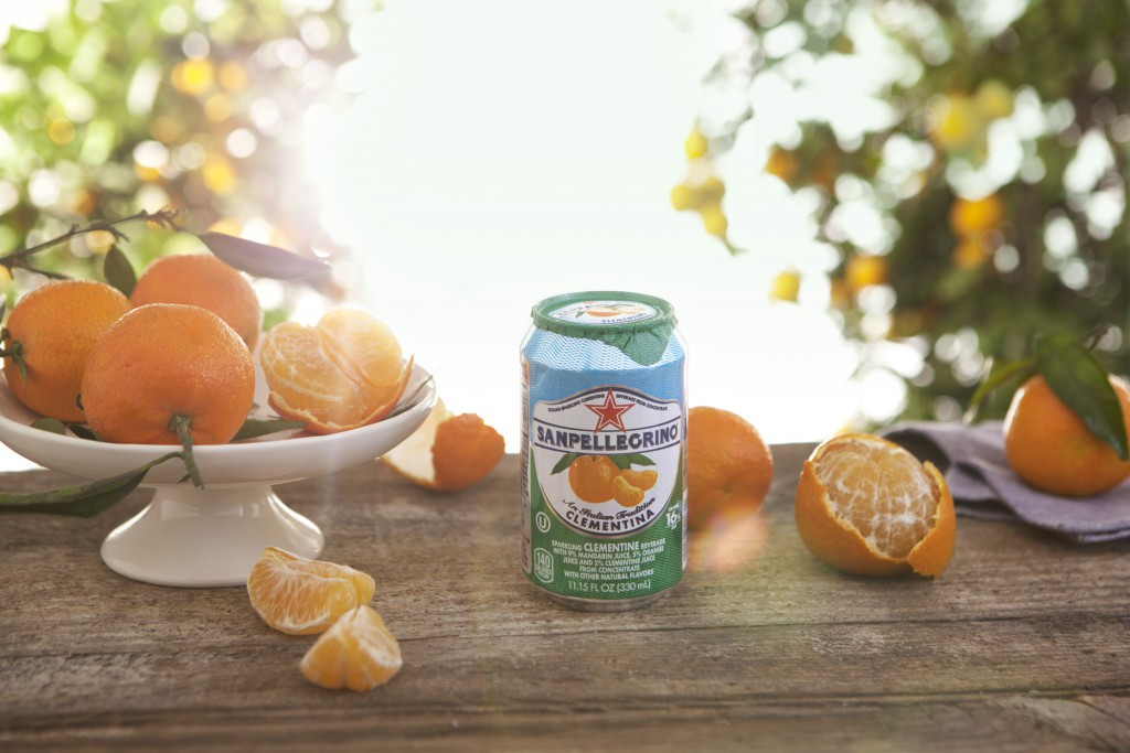 KG - San Pellegrino Fruit Beverages - Clementina
