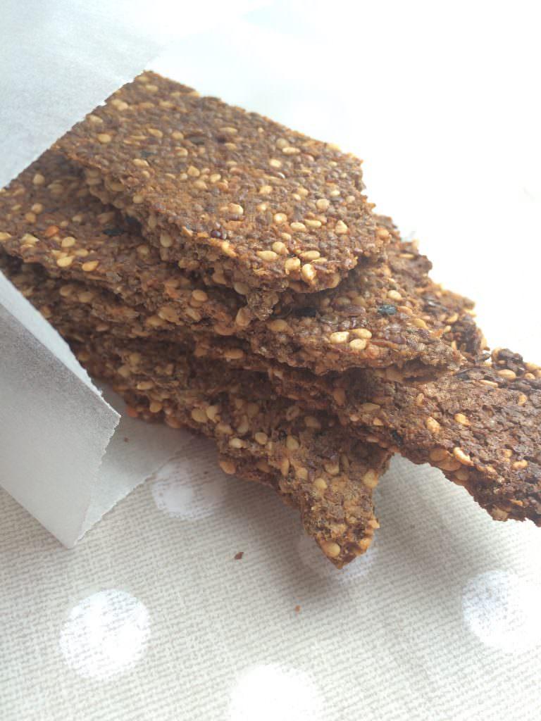 Superfoods – zoete crackers + WINACTIE!