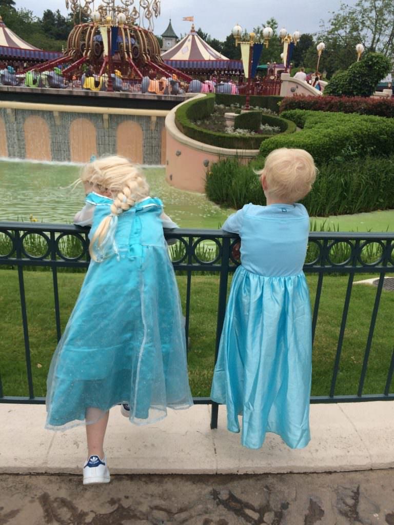 Elsa & Elsa: Forzen Fever!