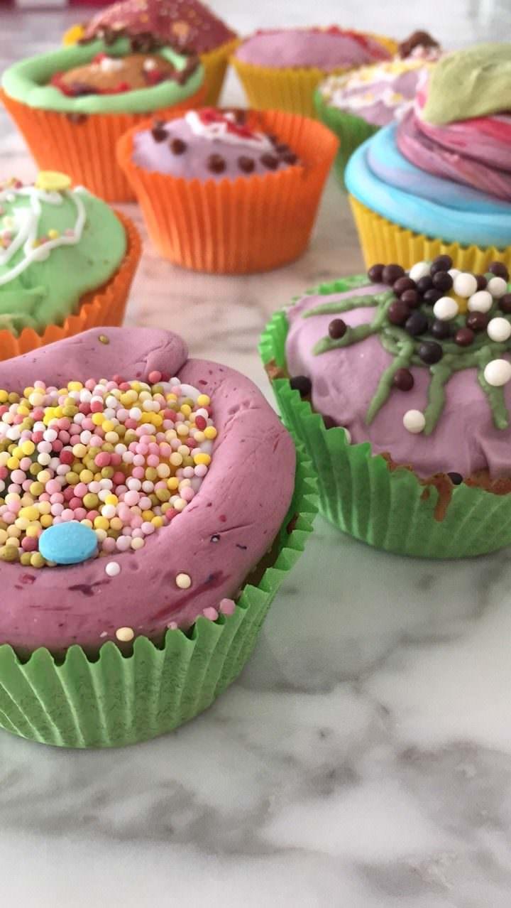 Dr Oetker Cupcakes