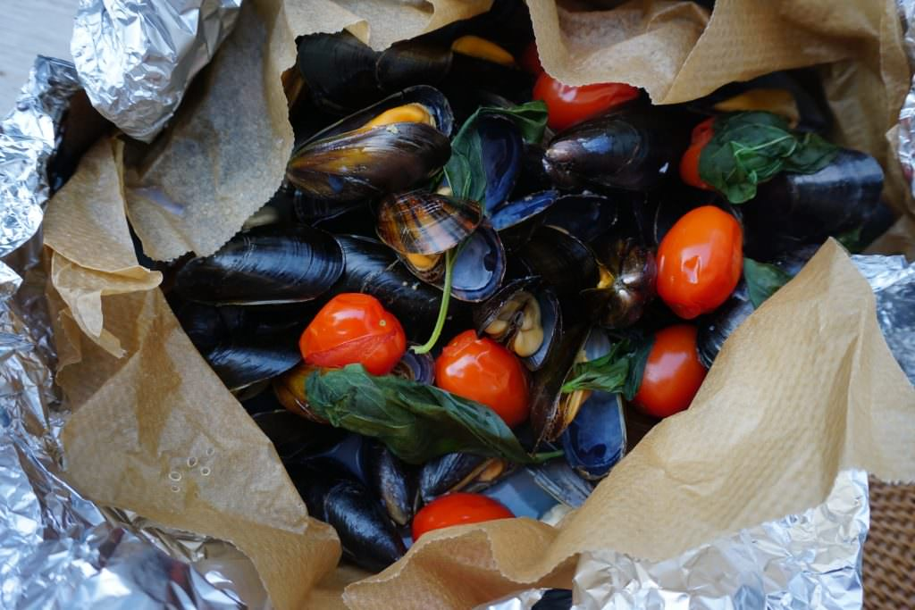 Koelkast In Orde Part 2: Mosseltjes op de BBQ