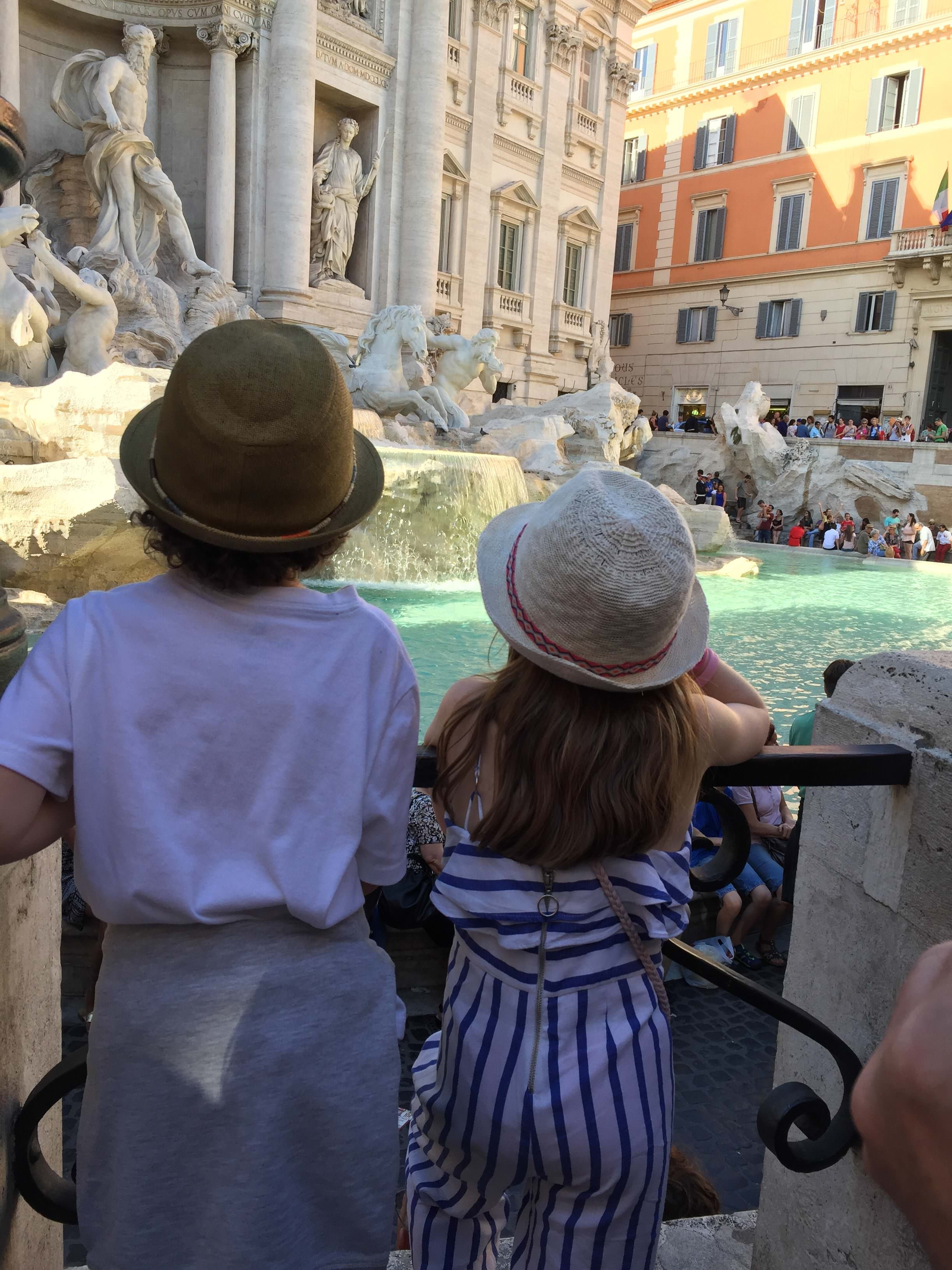 weekend Rome met Kids