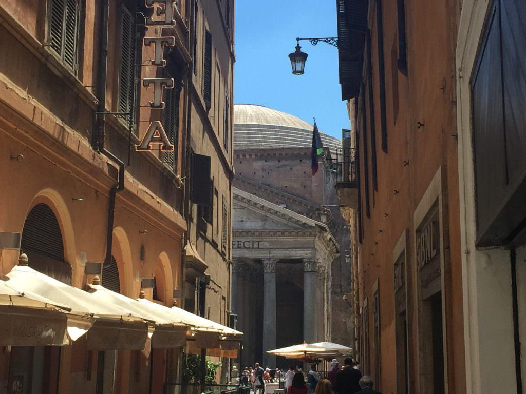 Weekendje Rome met de kids