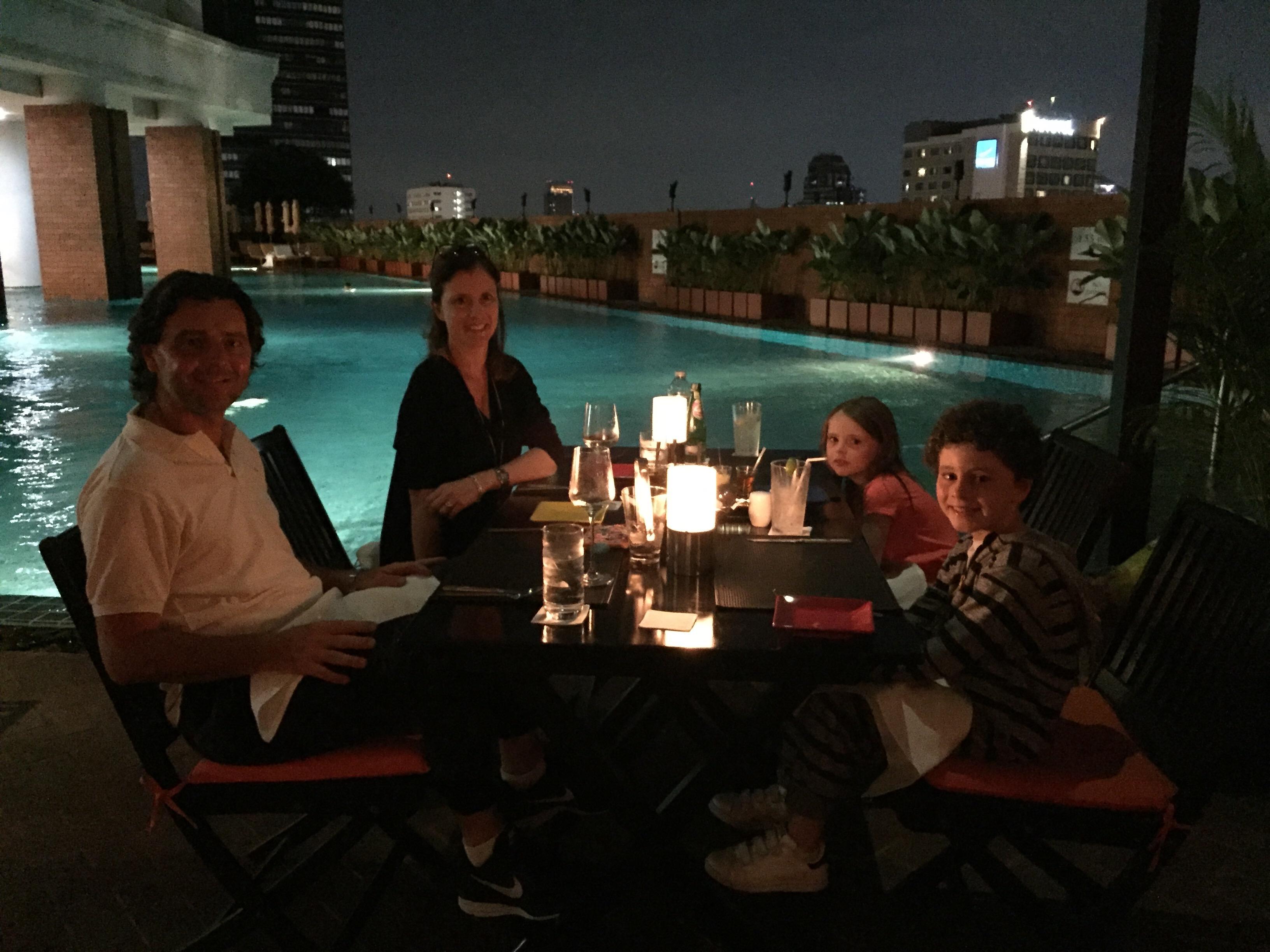 Bangkok met Kids