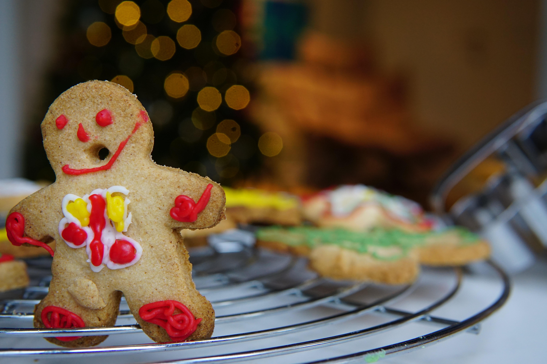 kerstboom koekjes