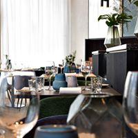 Restaurant U Eat & Sleep Antwerpen