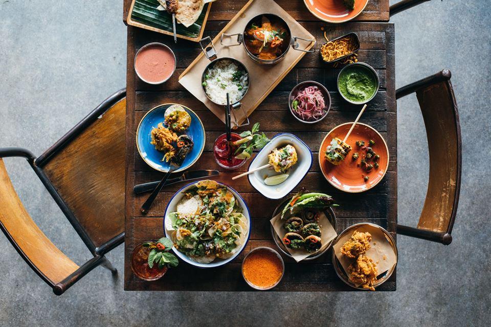 Op restaurant in Antwerpen: een paar nieuwe ontdekkingen