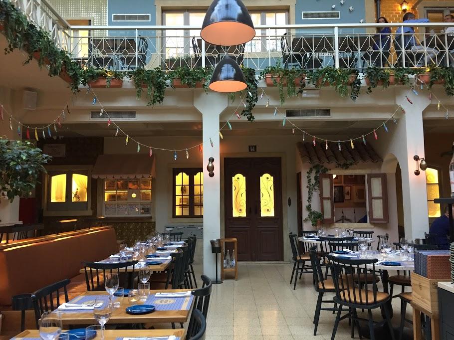 Lissabon restaurant