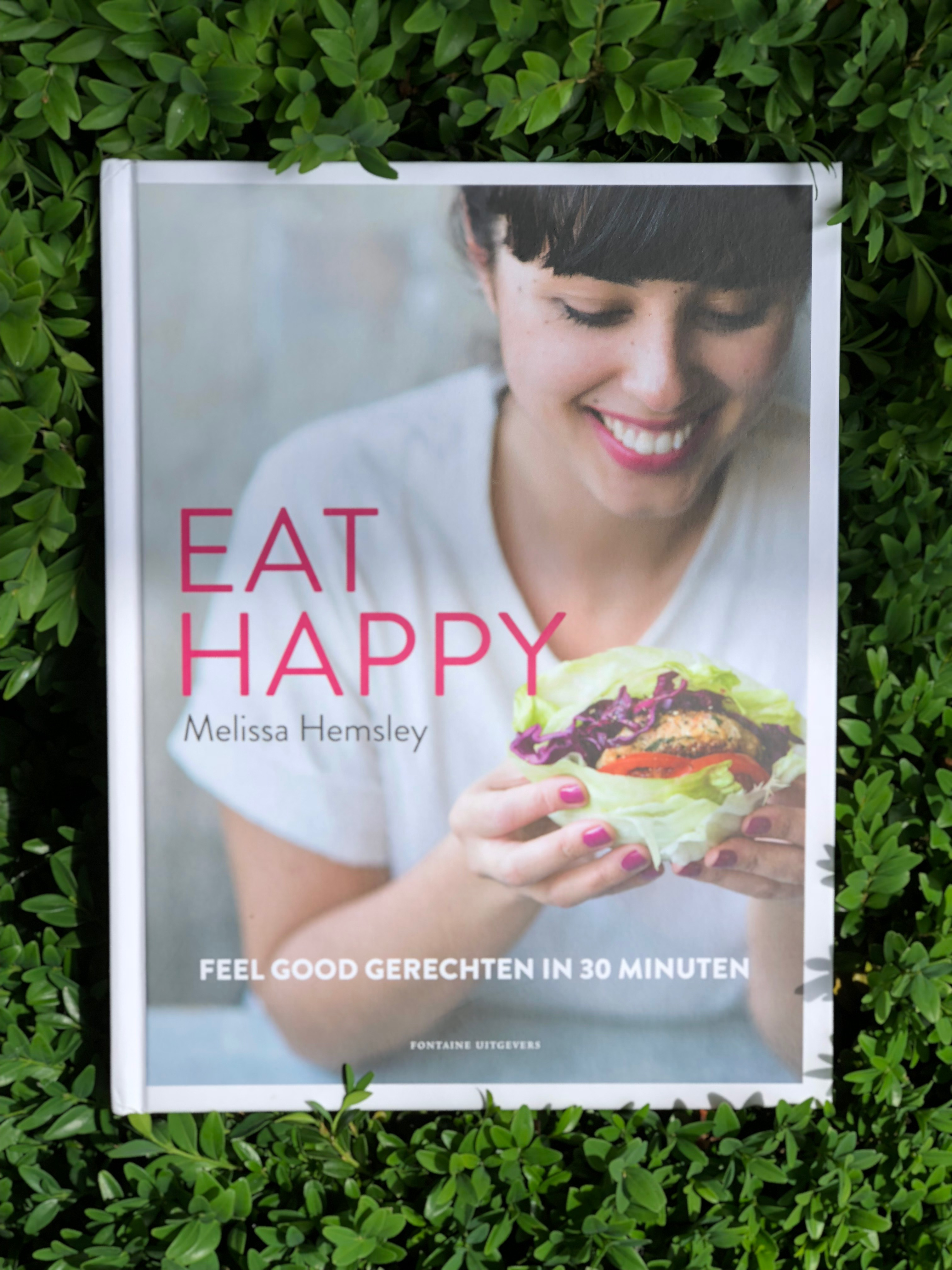 kookboeken Eat Happy