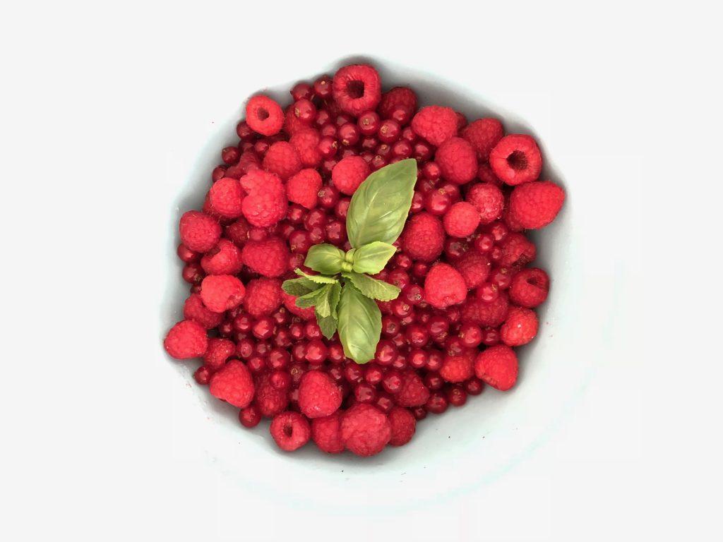 Rode Fruitsalade met een vleugje nostalgie
