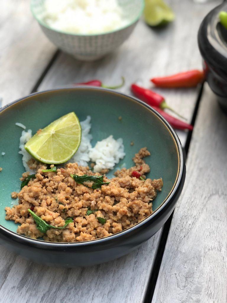 Pad Krapow: onze favoriete Thaise comfort food