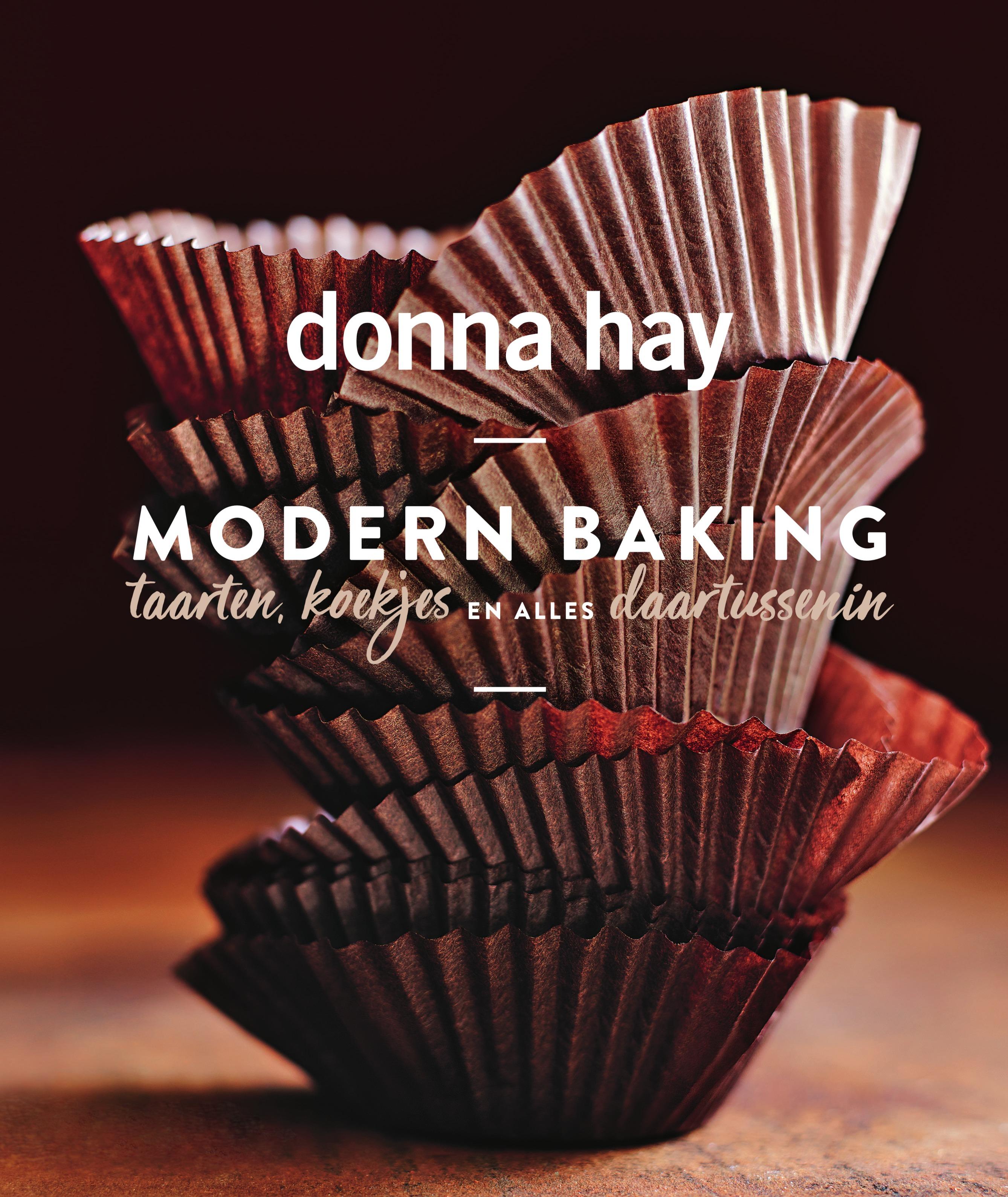 Modern Baking - amandelcakejes