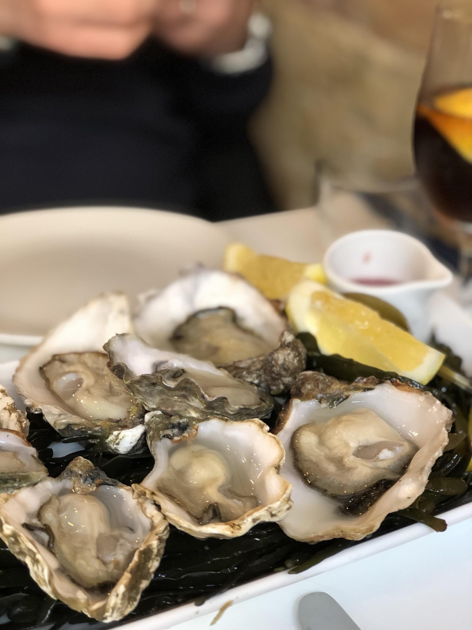 the oystermen Londen