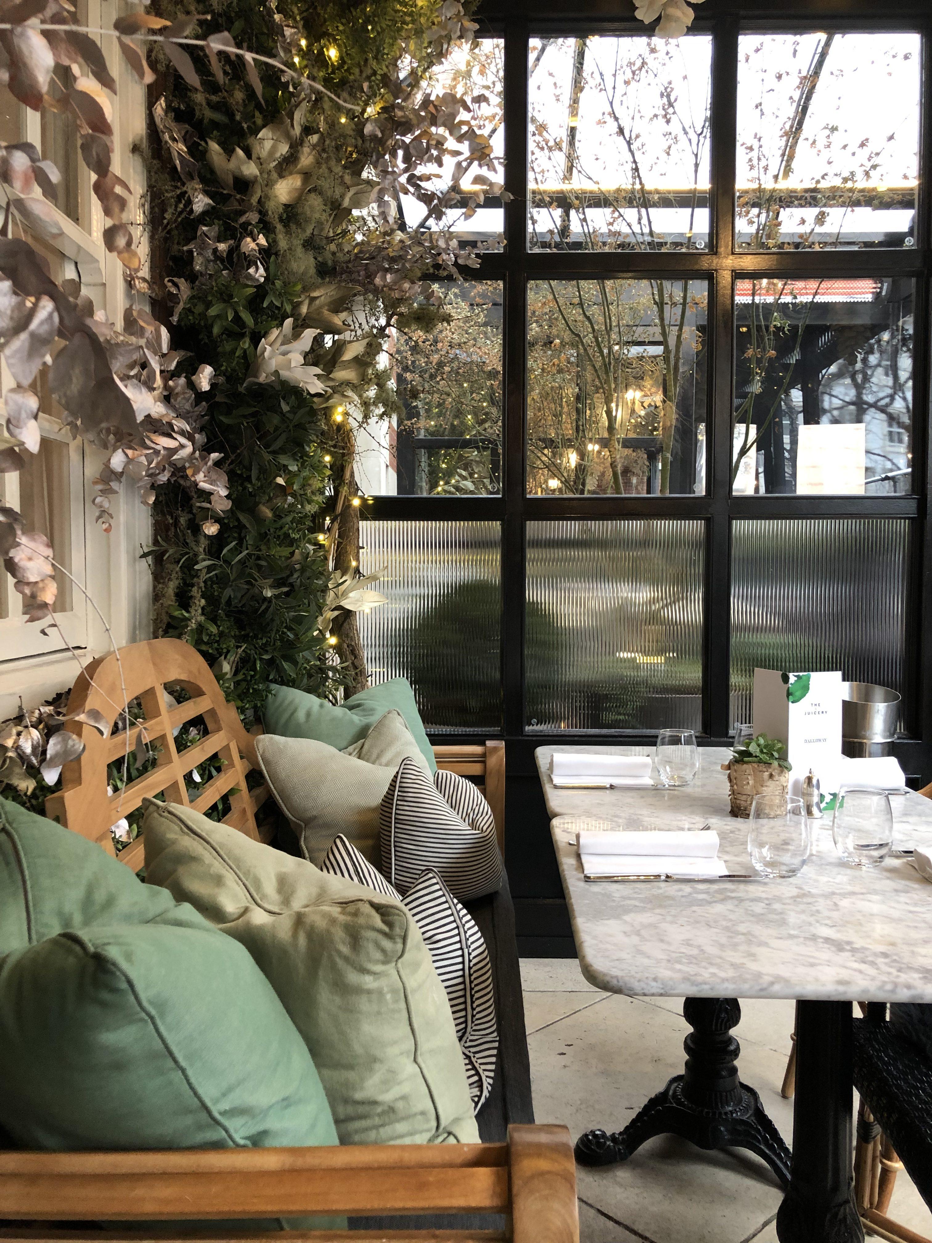 Londen Dalloway Terrace