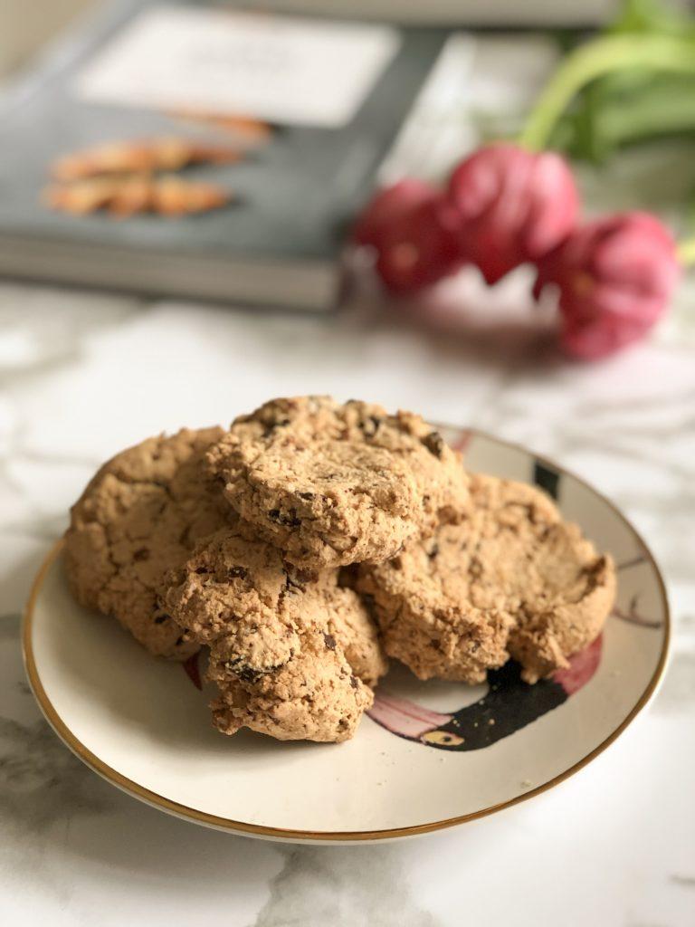 Chocolate Cip Cookies uit Bakken Zonder Gluten