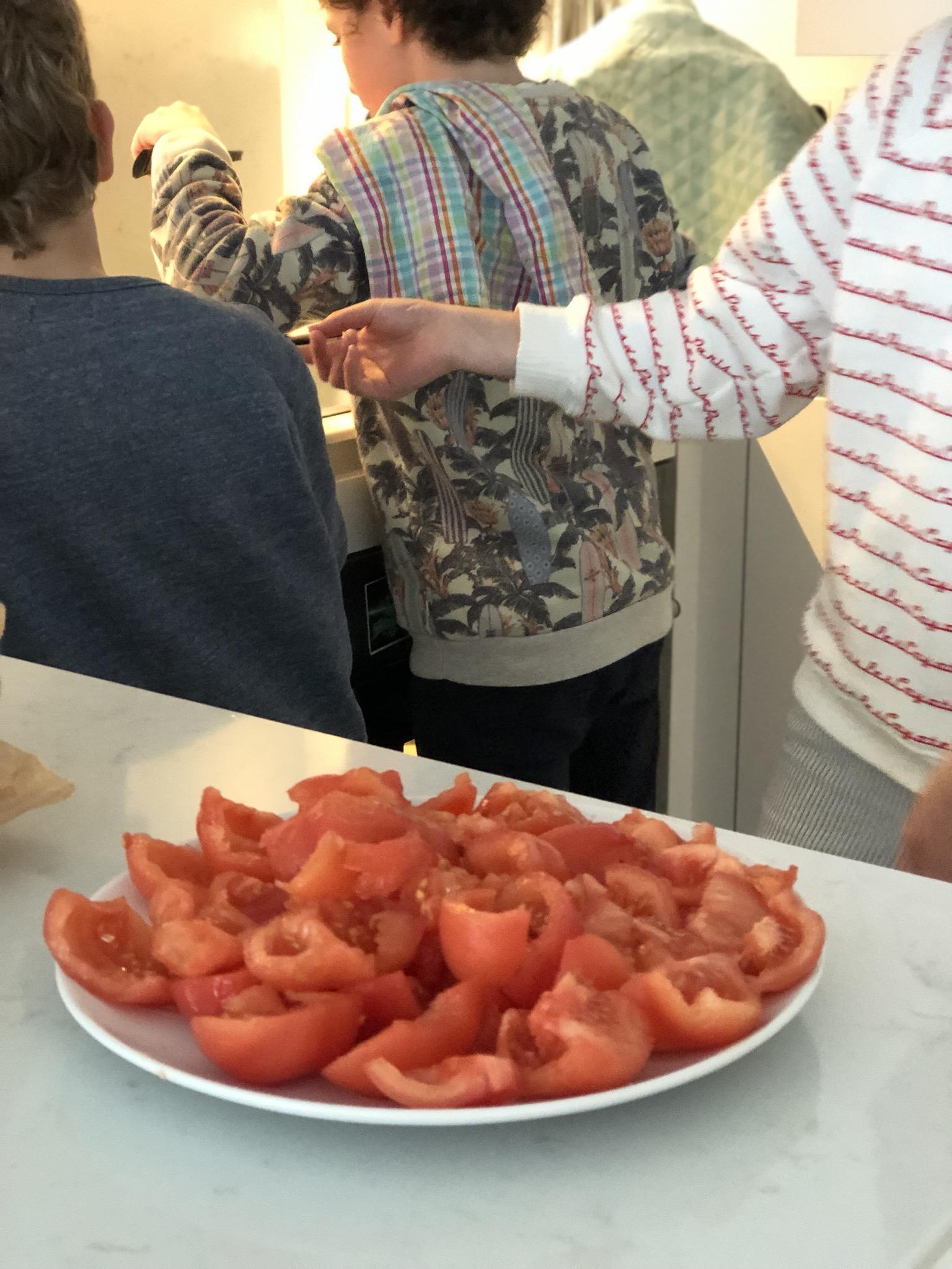 balletjes met tomatensaus