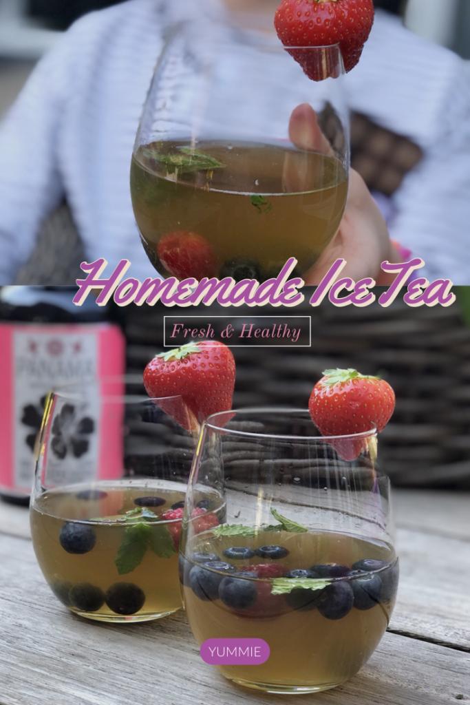 Homemade Ice Tea