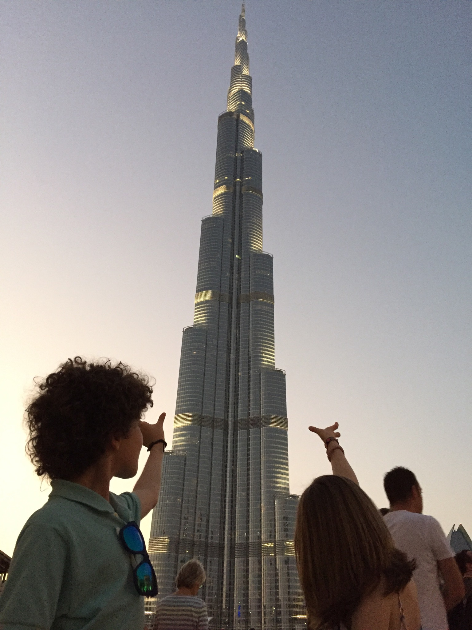 Dubai de perfecte winterbreak