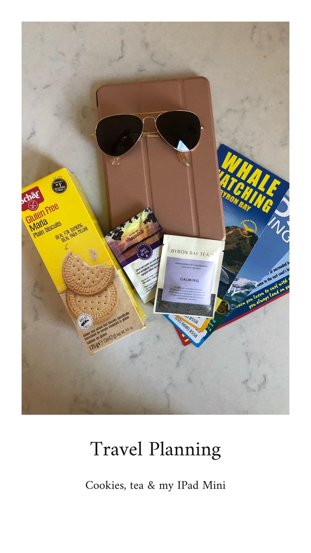 Glutenvrij op reis