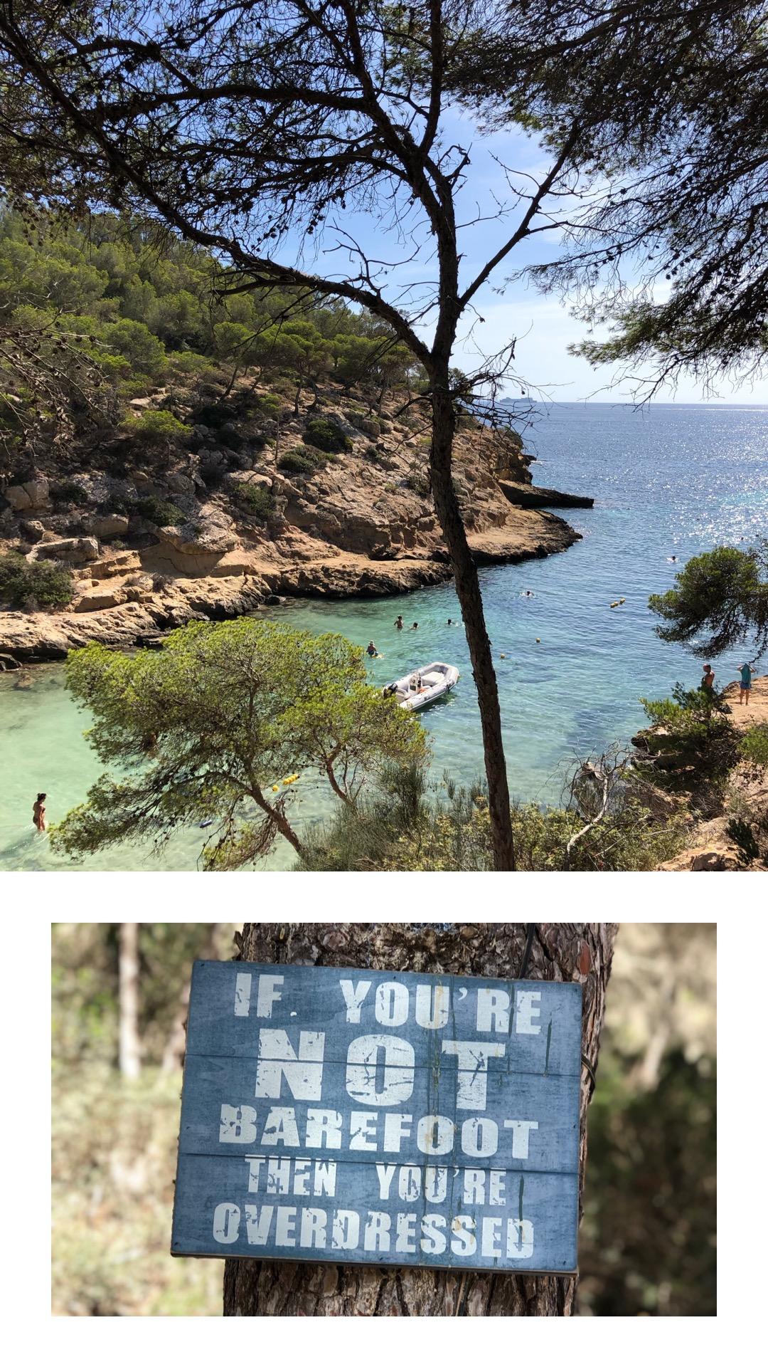 Mallorca citytrip Cap Es Falco