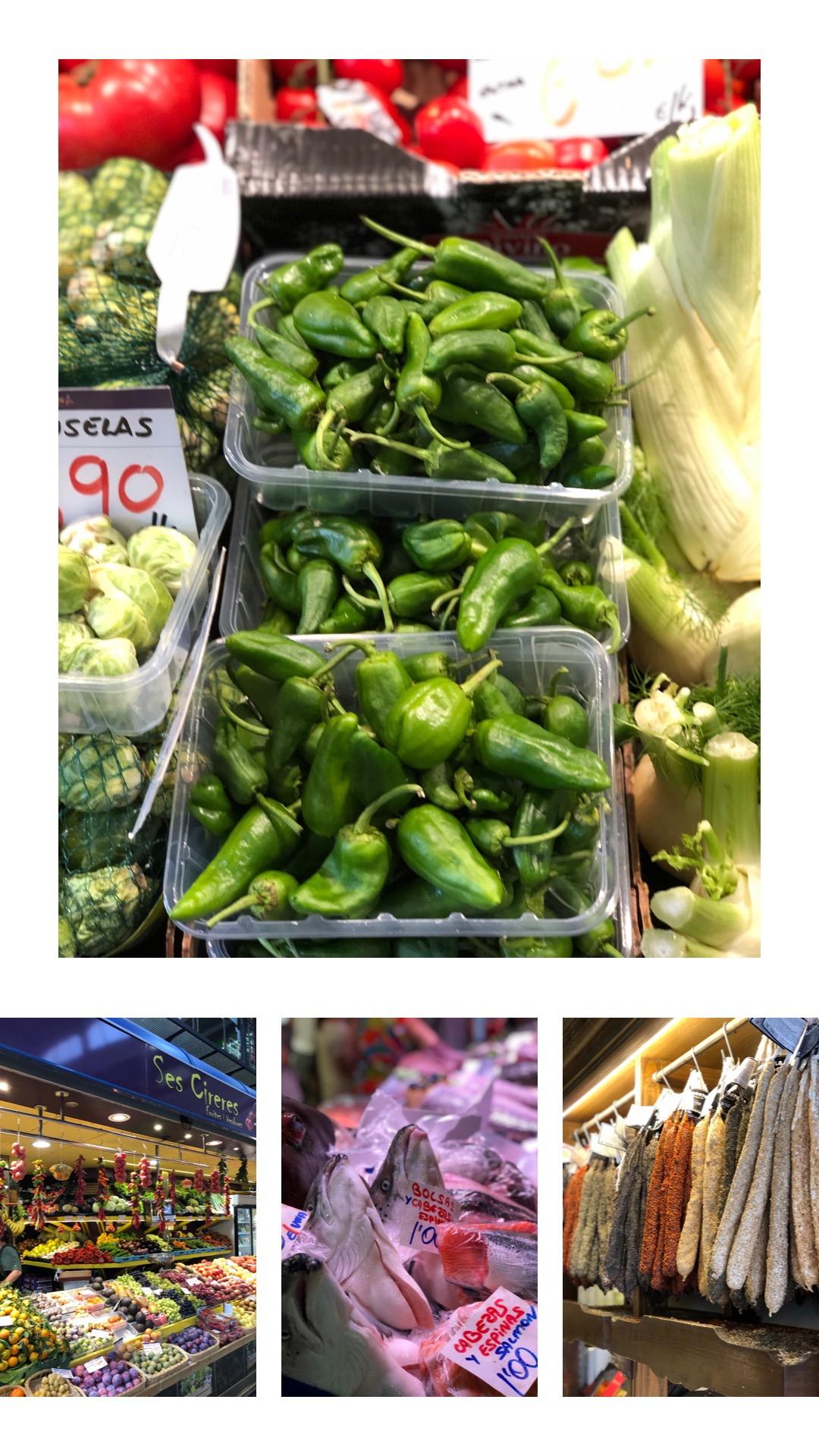 palma mallorca citytrip mercat olivar