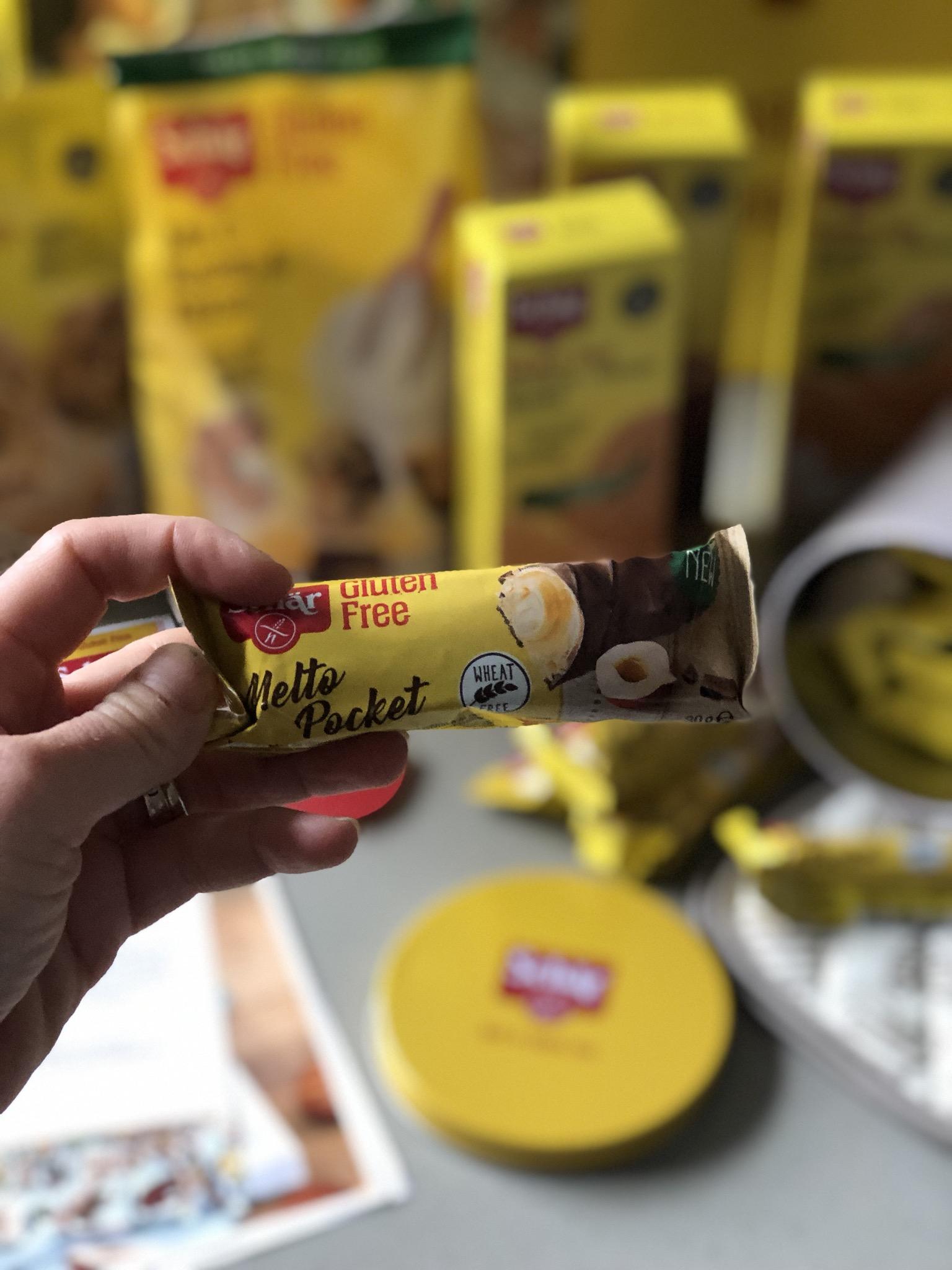 glutenvrije tiramisu met Melto Pocket