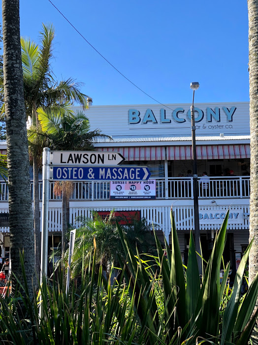 The Balcony Byron Bay