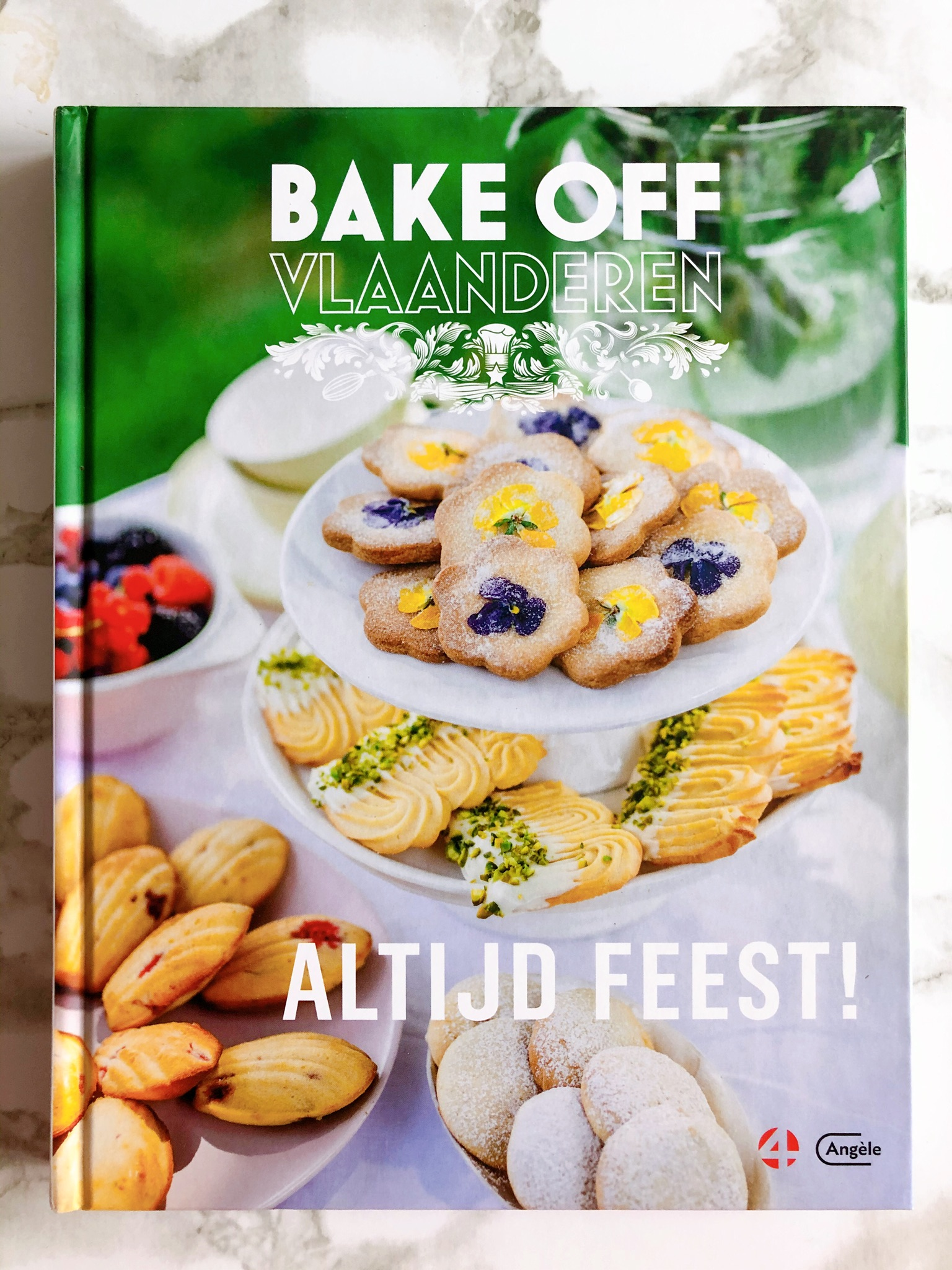 kookboeken altijd feest Bake Off