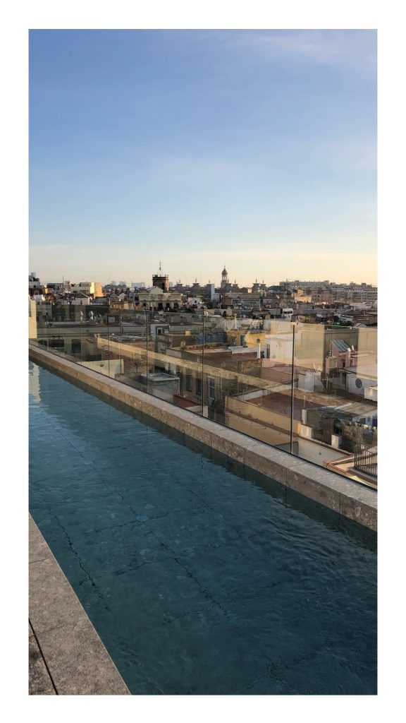 Yurbban Passage Hotel – great place to stay in Barcelona