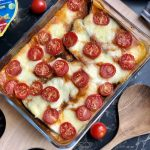 aubergine lasagne glutenvrij