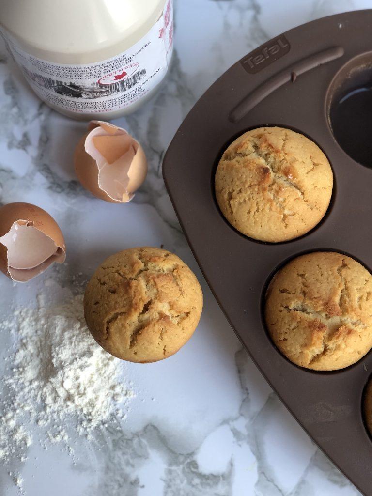 Maple Muffins – een beetje New York op de ontbijttafel