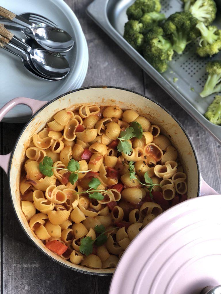 one pot pasta glutenfree