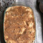 glutenvrije tiramisu met Nutella